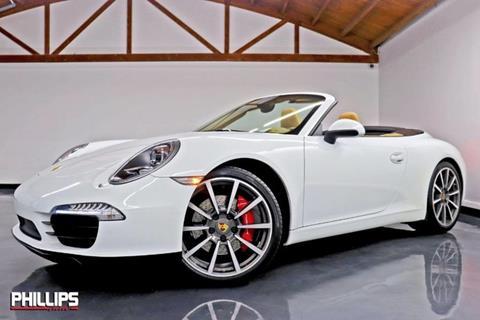 2013 Porsche 911 for sale in Newport Beach, CA