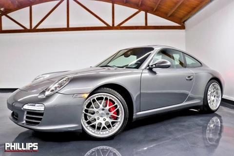 2010 Porsche 911 for sale in Newport Beach, CA