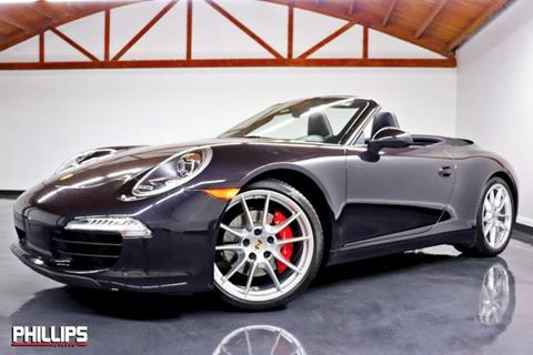 2012 Porsche 911 for sale in Newport Beach, CA