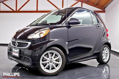 2016 Smart fortwo electric drive for sale in Newport Beach, CA