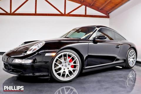 2007 Porsche 911 for sale in Newport Beach, CA