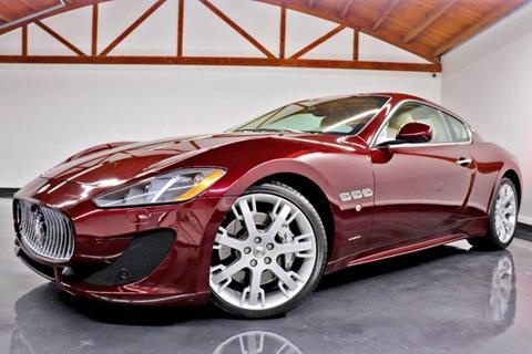 2014 Maserati GranTurismo for sale in Newport Beach, CA