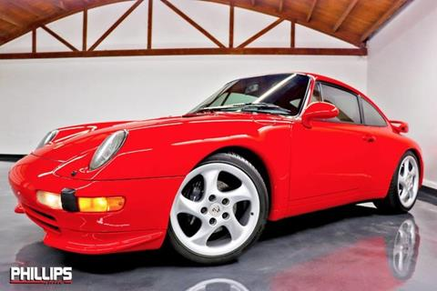 1995 Porsche 911 for sale in Newport Beach, CA