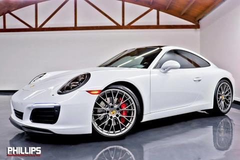 Porsche Newport Beach >> 2017 Porsche 911 For Sale In Newport Beach Ca