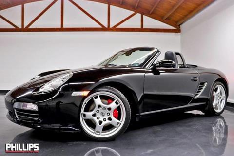 2005 Porsche Boxster for sale in Newport Beach, CA