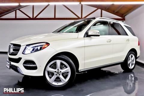 2018 Mercedes-Benz GLE for sale in Newport Beach, CA
