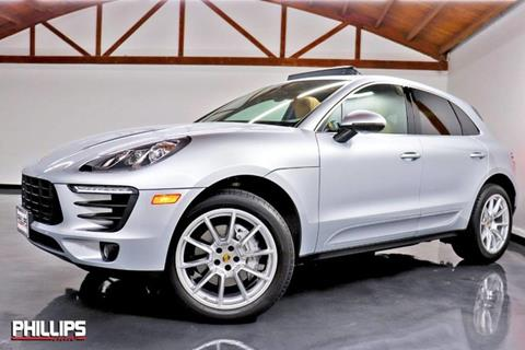 2017 Porsche Macan for sale in Newport Beach, CA