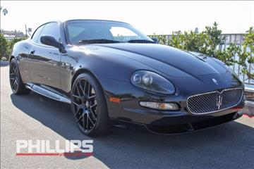 2005 Maserati GranSport for sale in Newport Beach, CA