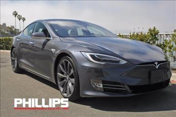 2016 Tesla Model S for sale in Newport Beach, CA
