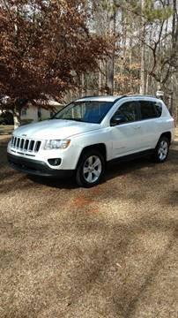 2011 Jeep Compass for sale in Ellijay, GA