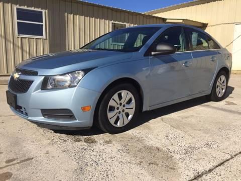 2012 Chevrolet Cruze for sale in Ellijay, GA