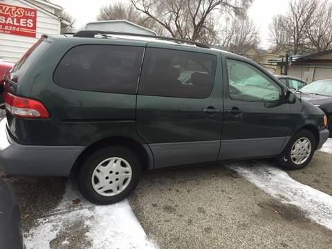 2002 Toyota Sienna for sale in Cleveland, OH