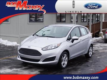 2014 Ford Fiesta for sale in Howell, MI