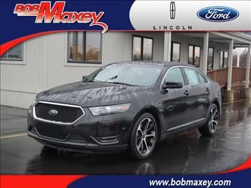 2015 Ford Taurus for sale in Howell, MI
