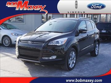 2016 Ford Escape for sale in Howell, MI