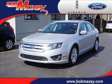 2011 Ford Fusion for sale in Howell, MI