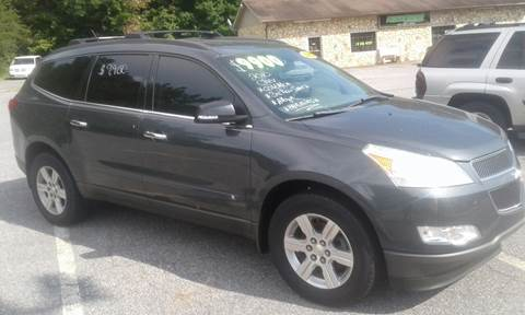 2010 Chevrolet Traverse for sale in Taylorsville, NC