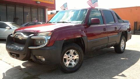 2004 Chevrolet Avalanche for sale at Texan Direct Auto Group in Houston TX