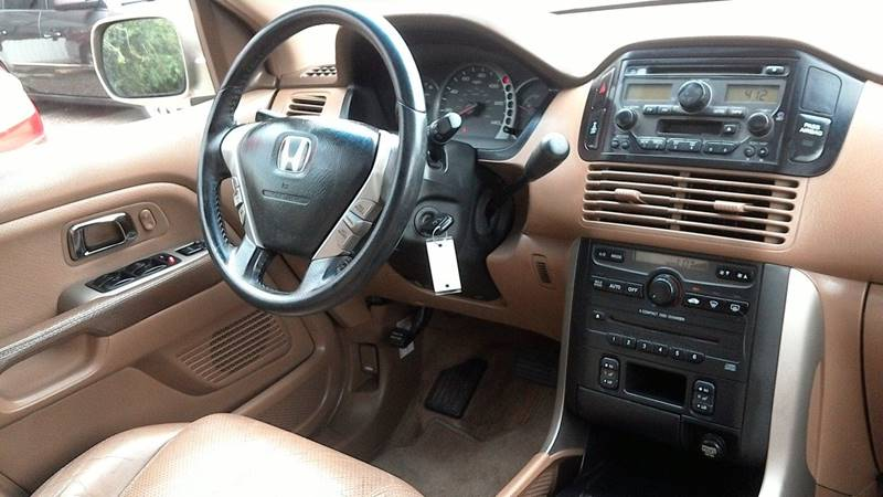 2005 Honda Pilot for sale at Texan Direct Auto Group in Houston TX