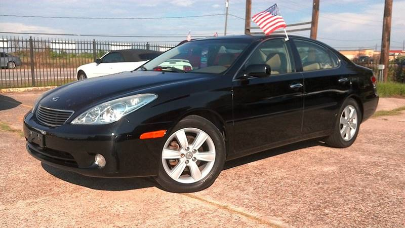 2005 Lexus ES 330 for sale at Texan Direct Auto Group in Houston TX