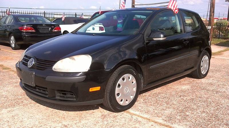2007 Volkswagen Rabbit for sale at Texan Direct Auto Group in Houston TX
