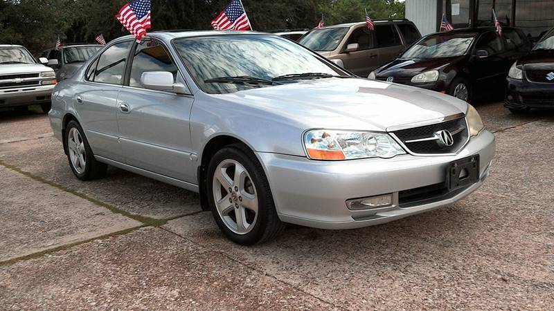 2002 Acura TL for sale at Texan Direct Auto Group in Houston TX