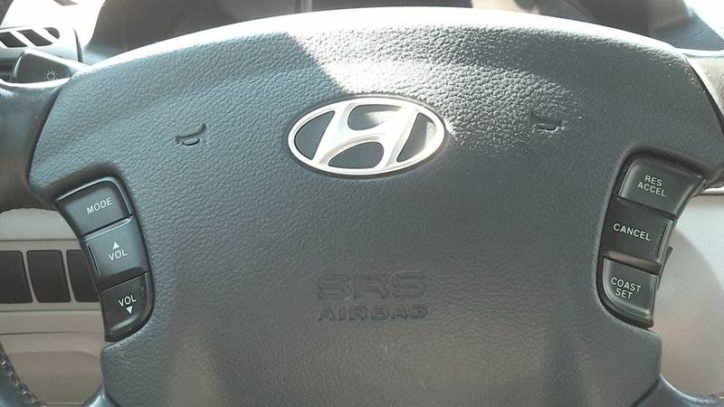 2006 Hyundai Sonata for sale at Texan Direct Auto Group in Houston TX
