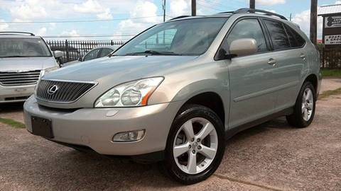 2007 Lexus RX 350 for sale at Texan Direct Auto Group in Houston TX