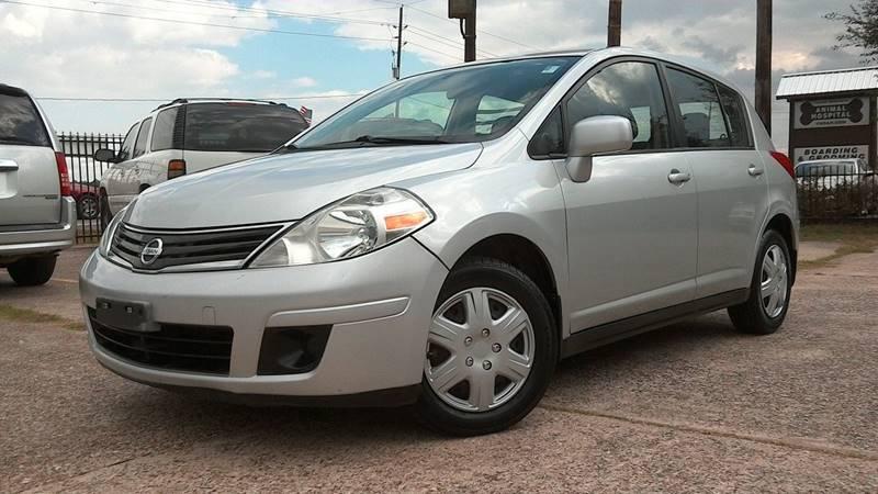 2011 Nissan Versa 18 S In Houston TX