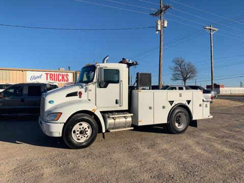 2009 Kenworth T370 for sale in Lubbock, TX