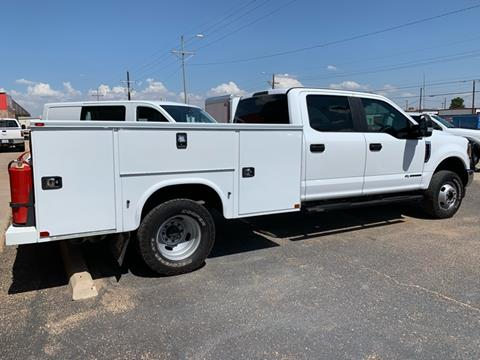 2018 Ford F-350 Super Duty for sale in Lubbock, TX