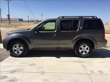 2009 Nissan Pathfinder for sale in Lubbock, TX