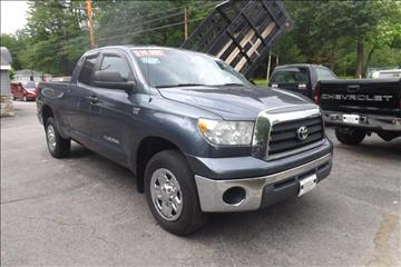 2008 Toyota Tundra for sale in Tilton, NH