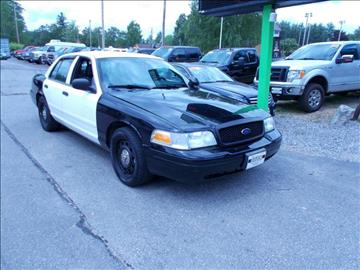 2008 Ford Crown Victoria for sale in Tilton, NH