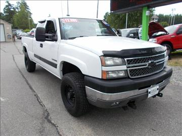 2005 Chevrolet Silverado 2500HD for sale in Tilton, NH