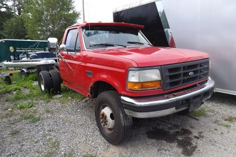 1995 Ford F-350 Super Duty for sale in Tilton, NH