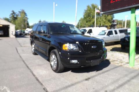 2006 Ford Expedition for sale in Tilton, NH
