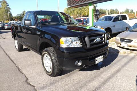 2008 Ford F-150 for sale in Tilton, NH