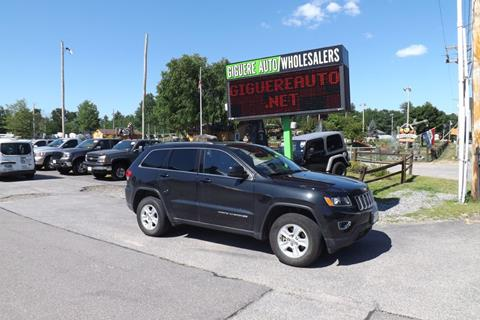 2015 Jeep Grand Cherokee for sale in Tilton, NH