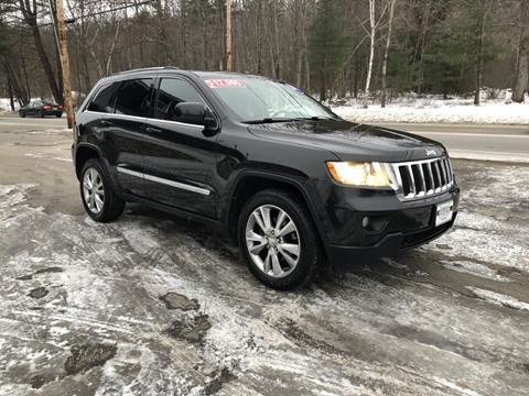 2012 Jeep Grand Cherokee for sale in Tilton, NH