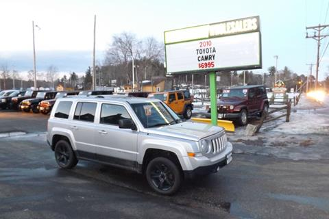 2013 Jeep Patriot for sale in Tilton, NH