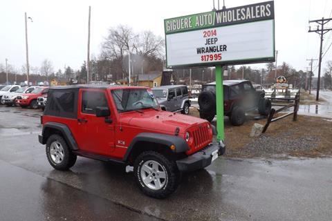 2009 Jeep Wrangler for sale in Tilton, NH