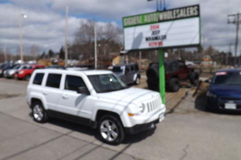 2014 Jeep Patriot for sale in Tilton, NH