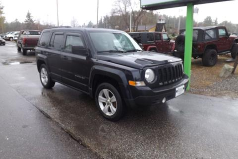 2011 Jeep Patriot for sale in Tilton, NH