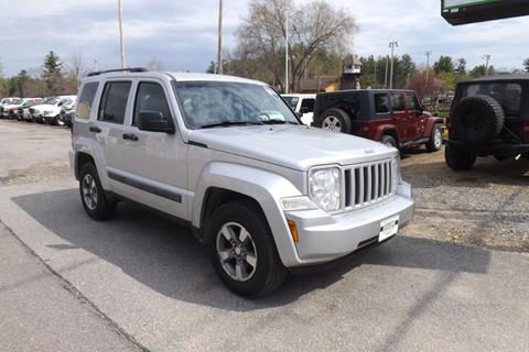2008 Jeep Liberty for sale in Tilton, NH