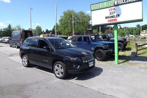 2014 Jeep Compass for sale in Tilton, NH