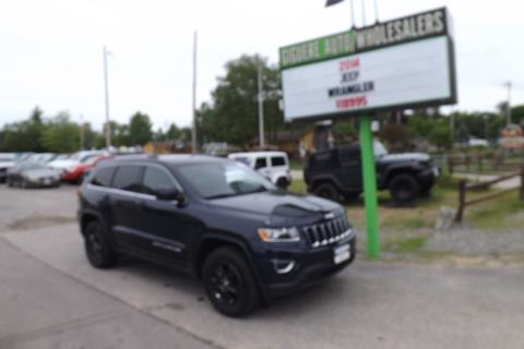 2014 Jeep Grand Cherokee for sale in Tilton, NH