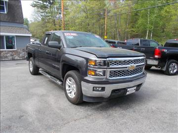 2014 Chevrolet Silverado 1500 for sale in Tilton, NH