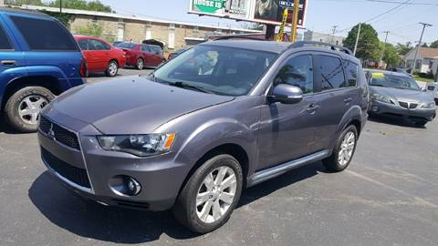 2010 Mitsubishi Outlander for sale in Bradley, IL