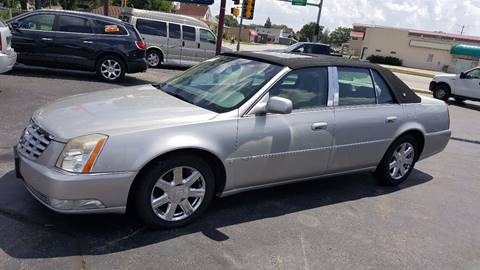 2007 Cadillac DTS for sale in Bradley, IL